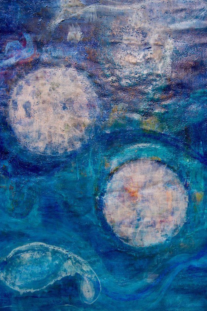 Bild «Ein blauer Traum I»