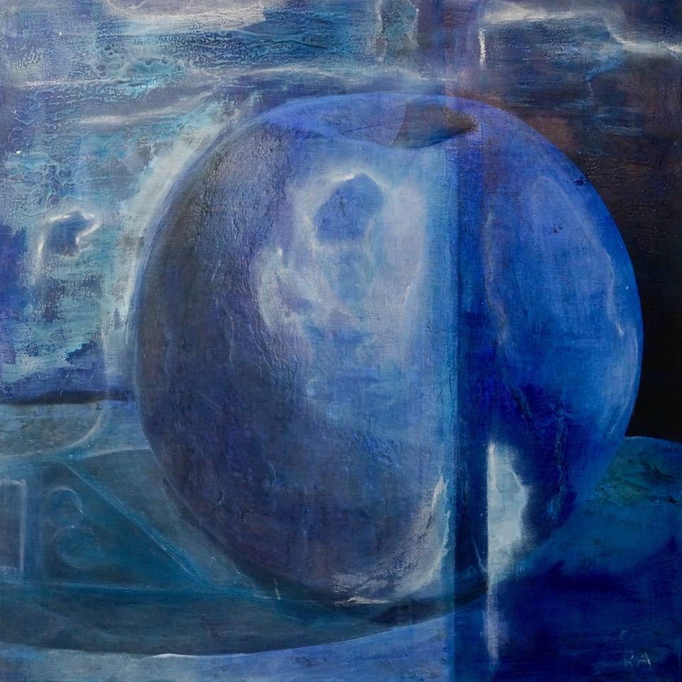 Bild «DaSein Blau»