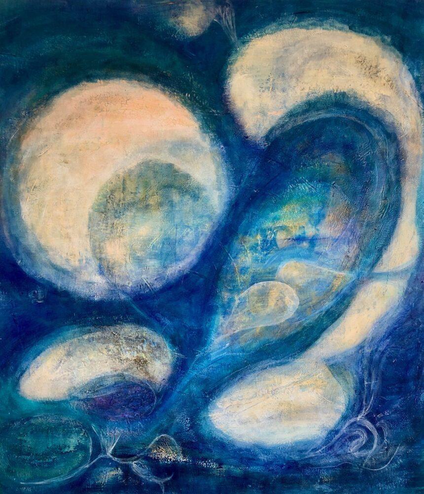 Bild «Ein blauer Traum II»